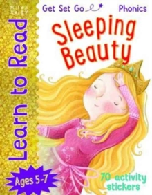 Get Set Go Learn to Read: Sleeping Beauty, Paperback / softback Book