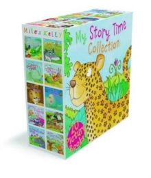 My Story Time Collection Box Set, Paperback / softback Book
