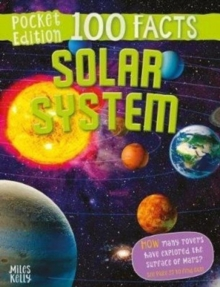 100 Facts Solar System Pocket Edition, Paperback / softback Book