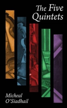 The Five Quintets, Paperback / softback Book