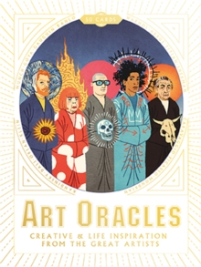 Art Oracles : Creative and Life Inspiration from the Great Artists, Cards Book