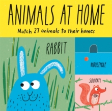 Animals at Home : Match 27 animals to their homes, Game Book