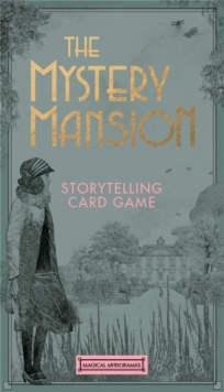 The Mystery Mansion : Storytelling Card Game, Cards Book