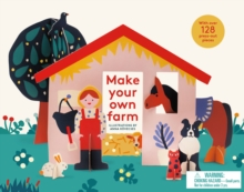 Make Your Own Farm, Toy Book