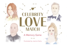 Celebrity Love Match: A Memory Game:A Memory Game, Cards Book