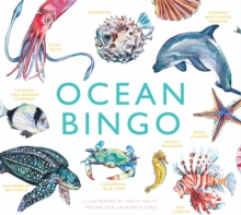 Ocean Bingo, Cards Book