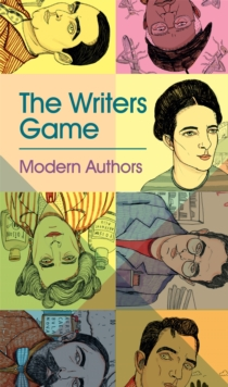 The Writer's Game : Modern Authors, Cards Book
