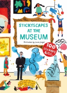 Stickyscapes at the Museum, Paperback / softback Book