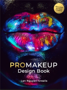 ProMakeup Design Book : Includes 30 Face Charts, Paperback / softback Book