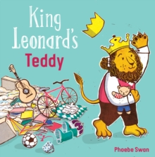 King Leonard's Teddy, Paperback Book
