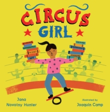 Circus Girl, Paperback / softback Book