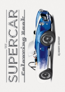 The Supercar Colouring Book, Paperback / softback Book