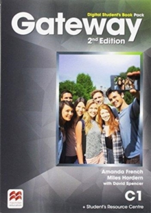 Gateway 2nd edition C1 Digital Student's Book Pack, Mixed media product Book