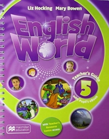 English World Level 5 Teacher's Guide + eBook Pack, Mixed media product Book
