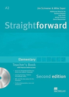 Straightforward 2nd Edition Elementary + eBook Student's Pack, Mixed media product Book
