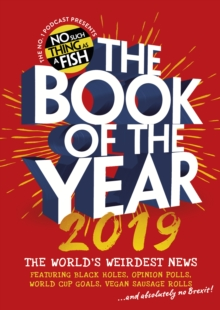 The Book of the Year 2019, Hardback Book