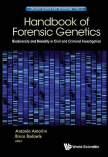 Handbook Of Forensic Genetics: Biodiversity And Heredity In Civil And Criminal Investigation, Hardback Book