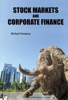 Stock Markets And Corporate Finance, Paperback / softback Book