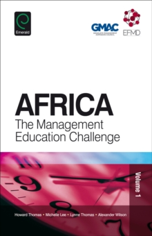 Africa : The Management Education Challenge, Hardback Book