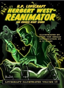 Herbert West-Reanimator and Kindred Night Spawn, Hardback Book