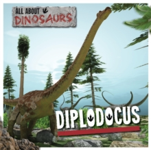 All About Dinosaurs: Diplodocus, Hardback Book