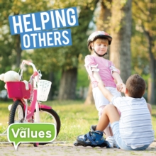 Our Values: Helping Others, Hardback Book