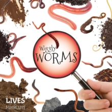 Wiggly Worms, Hardback Book