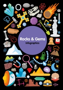 Rocks & Gems, Hardback Book