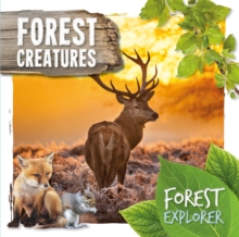 Forest Creatures, Hardback Book