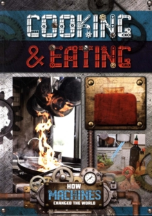 Cooking and Eating, Hardback Book