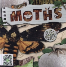 Moths, Hardback Book