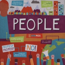 People, Hardback Book