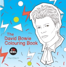 The David Bowie Colouring Book, Paperback / softback Book