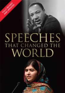 Speeches that Changed the World, Hardback Book