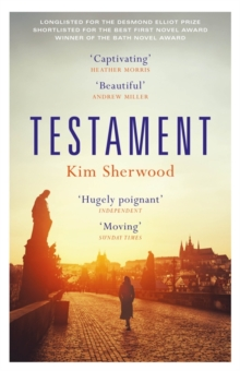 Testament : Shortlisted for Sunday Times Young Writer of the Year Award, Paperback / softback Book