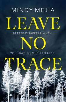 Leave No Trace : Better to disappear when you have so much to hide, Paperback / softback Book