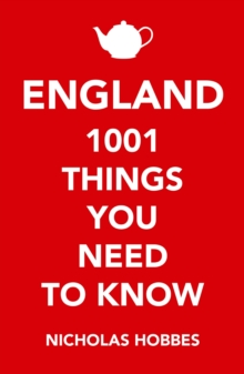 England : 1,001 Things You Need to Know, Paperback Book