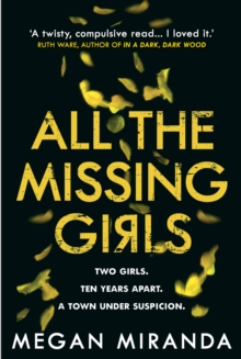 All the Missing Girls, Paperback Book
