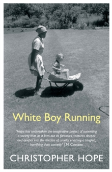 White Boy Running, Paperback / softback Book