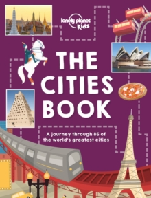 The Cities Book, Hardback Book