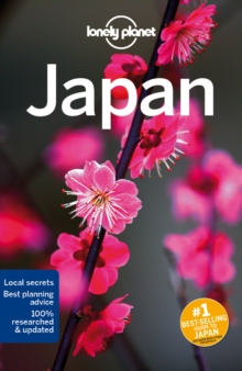 Lonely Planet Japan, Paperback / softback Book