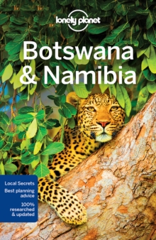 Lonely Planet Botswana & Namibia, Paperback / softback Book