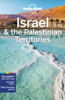 Lonely Planet Israel & the Palestinian Territories, Paperback / softback Book
