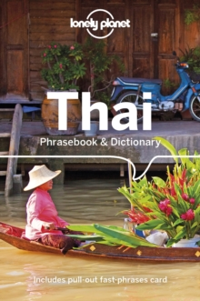 Lonely Planet Thai Phrasebook & Dictionary, Paperback / softback Book