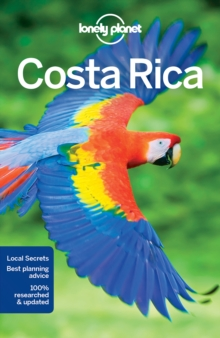 Lonely Planet Costa Rica, Paperback Book