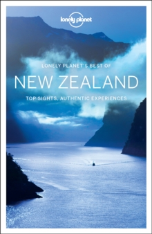 Lonely Planet Best of New Zealand, Paperback Book