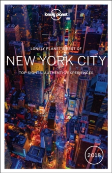 Lonely Planet Best of New York City 2018, Paperback Book