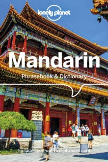 Lonely Planet Mandarin Phrasebook & Dictionary, Paperback / softback Book
