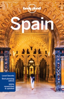 Lonely Planet Spain, Paperback Book