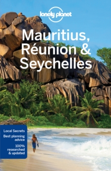 Lonely Planet Mauritius, Reunion & Seychelles, Paperback Book